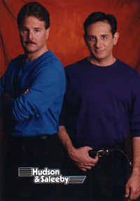 Colorpic of Chris and Doug